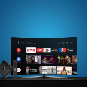 With Android TV, your favourite content is always available for quick access. So whether you're looking for a new series to binge watch or just want to pick up where you left off - you can get what you want, when you want it!